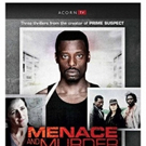 MENACE & MURDER: A Lynda La Plante Collection Debuts on DVD from Acorn TV on June 12