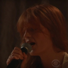 VIDEO: Watch Florence + The Machine Perform 'HUNGER' From New Album HIGH AS HOPE on T Video