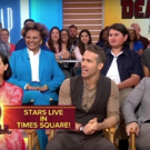 VIDEO: Watch the Cast of DEADPOOL 2 Talk the Secrets of the Upcoming Film on THE TODA Video