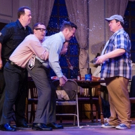 Photo Flash: First Look at Male and Female Versions of THE ODD COUPLE at Rivertown Theaters
