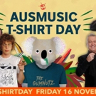Support Act Announce Details Of 2018 Ausmusic T-Shirt Day