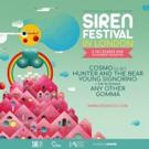 Siren Festival Announce London Launch On 5th December 2018 At O2 Academy Islington Photo