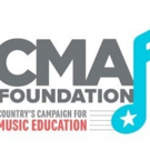 The CMA Foundation Seeks Educators for 4TH ANNUAL MUSIC TEACHERS OF EXCELLENCE AWARDS