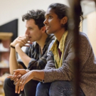 Photo Flash: First Look at Rehearsal Photos from JOHN at The National Theatre Photos