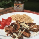 Balsamic Chicken with Rustic Tuscan BLENDABELLA