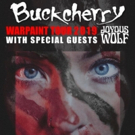Buckcherry Announces Leg Two of Warpaint Tour
