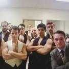 Photo Flash: The CABARET Boys Celebrate 100 Performances, and More Saturday Intermission Pics!