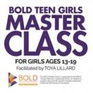 Ensemble Theatre Announces All Female Led BOLD Master Classes