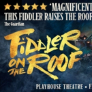 Full Cast Announced For West End FIDDLER ON THE ROOF, Starring Andy Nyman and Judy Kuhn
