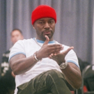 Photo Flash: Taye Diggs and More in Rehearsal for 'THOUGHTS OF A COLORED MAN...' Industry Reading Photos