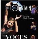 Nov 9 & 10: 'Voces' - Latino boleros, Gypsy flamenco, African-American jazz & blues at the Fountain