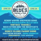 16th Annual Blues From The Top Festival Announces 2018 Star-Studded Lineup