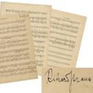 Richard Strauss' Handwritten Manuscript For 'Die Schweigsame Frau' To Be Auctioned Photo