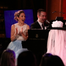 She Believed She Could: Laura Osnes & Benjamin Rauhala on the Fairytale of The Broadway Princess Party
