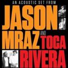 Jason Mraz Announces LIVE IN STEREO Fall Tour Dates