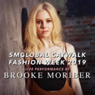 Brooke Moriber To Perform Live at Two 2019 NY Fashion Week Events Ahead of Latest Album Release
