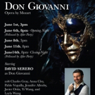 DON GIOVANNI Plays NYC This June Starring David Serero As Don Giovanni Photo
