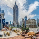 Bar of the Week:  MONARCH ROOFTOP in Herald Square for Top Food, Drink and Views