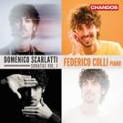 Federico Colli's Chandos Debut Album Reveals Fresh Insights Into Domenico Scarlatti's Keyboard Sonatas