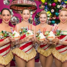 Photo Flash: The Rockettes Sip Limited Edition 'Frrrozen Hot White Chocolate' at Serendipity 3