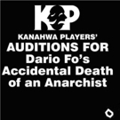 Audition Notice: ACCIDENTAL DEATH OF AN ANARCHIST at KANAWHA PLAYERS THEATRE