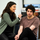 Photo Flash: In Rehearsal with Idina Menzel and the Cast of SKINTIGHT