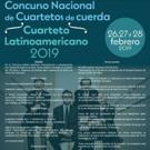 El Concurso Nacional de Cuartetos de Cuerda. Cuarteto Latinoamericano 2019 contará c Photo