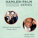 Tickets Now on Sale for Emerson String Quartet and André Watts Photo