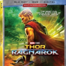 THOR: RAGNAROK Strikes Digitally in HD, 4K Ultra HD & More