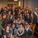 Photo Flash: Alan Alda Visits FIDDLER ON THE ROOF