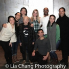Photo Flash: Lori Tan Chinn Visits M. BUTTERFLY