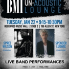 BMI Announces Un-Acoustic Lounge