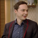 VIDEO: Jim Parsons Discusses His Foot Injury, THE BOYS IN THE BAND, & More on LIVE with Kelly and Ryan