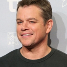 Matt Damon to Star As Marc Rich in Upcoming Universal Pictures Project THE KING OF OIL