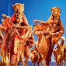 The Lion King Returns To Edinburgh Playhouse