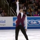 VIDEO: Olympic Skater Wows Crowd with HAMILTON-Themed Routine