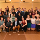 Photo Coverage: The Cast of HOLIDAY INN at Paper Mill Playhouse Meets the Press Photo