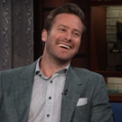 VIDEO: Armie Hammer Talks STRAIGHT WHITE MEN, CALL ME BY YOUR NAME, & More on THE LAT Photo