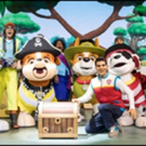 X Barks the Spot! PAW PATROL LIVE!'s New Pirate Adventure Sailing to Worcester