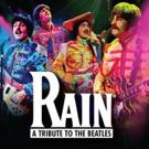RAIN: A Tribute To The Beatles Comes to Cincinnati Music Hall