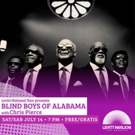 Blind Boys Of Alabama Headline Levitt National Tour Stop In LA