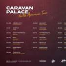 Caravan Palace Announces North American Tour