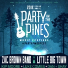 Party In The Pines Adds Dan + Shay, Granger Smith, and More to 2018 Lineup