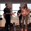 VIDEO: DEAR EVAN HANSEN's Noah Galvin & Laura Dreyfuss Perform 'Only Us'
