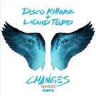 Disco Killerz & Liquid Todd Release CHANGES Remix EP, Out Now Via Crowd Records Photo
