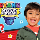 Nickelodeon Announces New Preschool Series RYAN'S MYSTERY PLAYDATE