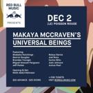 Red Bull Music Presents 'Makaya McCraven's Universal Beings' This December