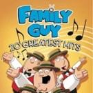Sing Along with Family Guy 20 Greatest Hits When it Arrives on Digital & DVD 1/8
