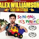 Alex Williamson Announces 20-Date Australian Tour