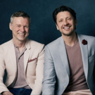 Brian Hill and Neil Bartram, creators of new musical YOU ARE HERE at Goodspeed's Terris Theatre